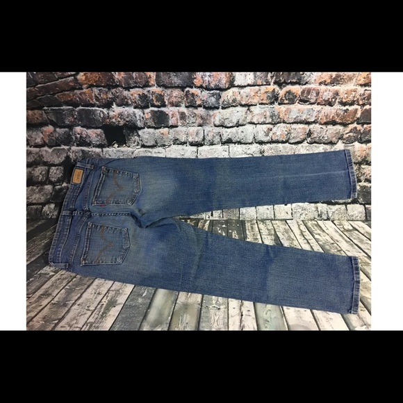 Levi's Denim - Levi's Jeans Mid Rise Skinny Size 8S Stretch